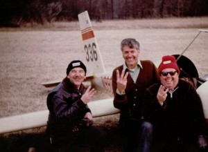 Heros of 1975 Ridge Soaring expedition.
