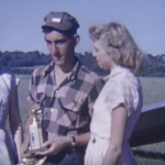 Glider / Soaring footage from 1950s and 1960s vintage aviation SSA Soaring Society of Dayton